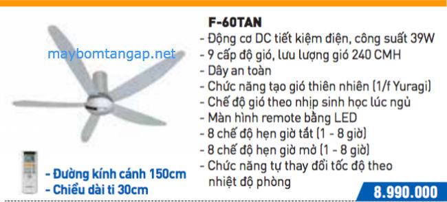 F-60TAN panasonic