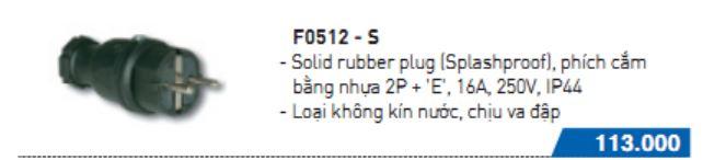 F0512-S
