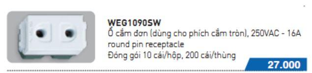 WEG1090SW