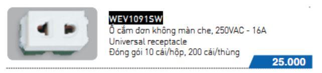 WEV1091SW