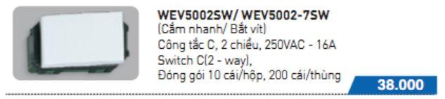 WEG5002SW