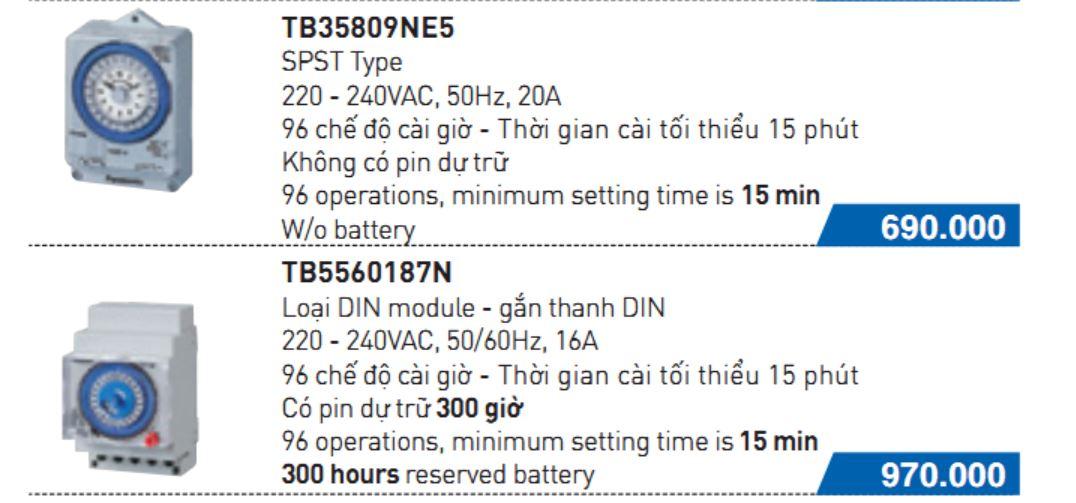 TB5560187N