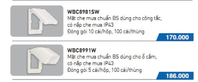 WBC8991W