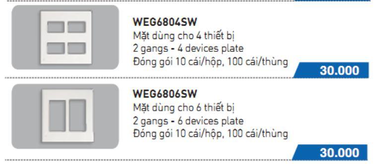 WEG6806SW