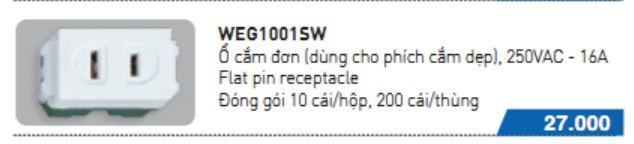 Xem thêm thông tin sản phẩm thiết bị điện Panasonic ở đường link bên dưới:  ¤ Ổ cắm panasonic   ¤ Thiết bị điện panasonic        CÔNG TY TNHH THIẾT BỊ CÔNG NGHIỆP NGHĨA ĐẠT  Địa chỉ: 41F/5A Đường Trục, Phường 13, Quận Bình Thạnh, Tp.HCM  Hotline: 0913 98 08 48 (Mr.Vũ)  Email: nghiadatco@gmail.com        NGHIA ĐAT TECH