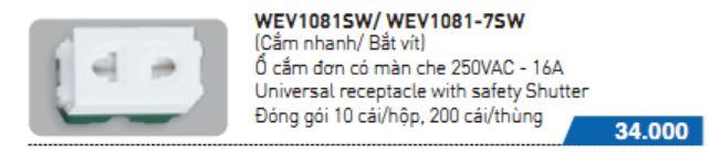 WEV1081SW