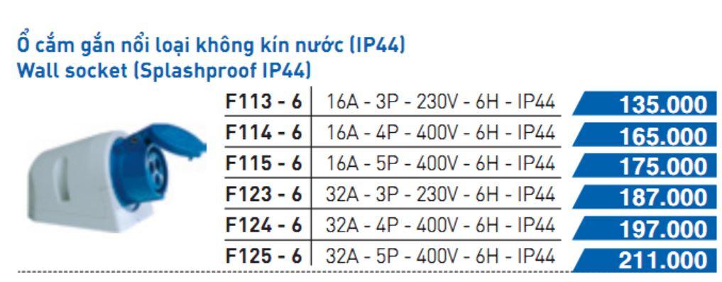 PCE F115-6